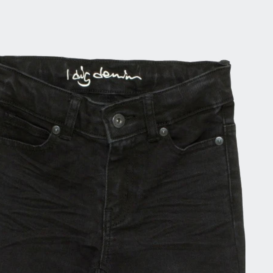 Boy's Madison Jeans-BLACK