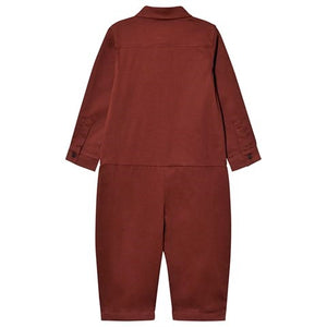 Boy Bordeaux Jumpsuit