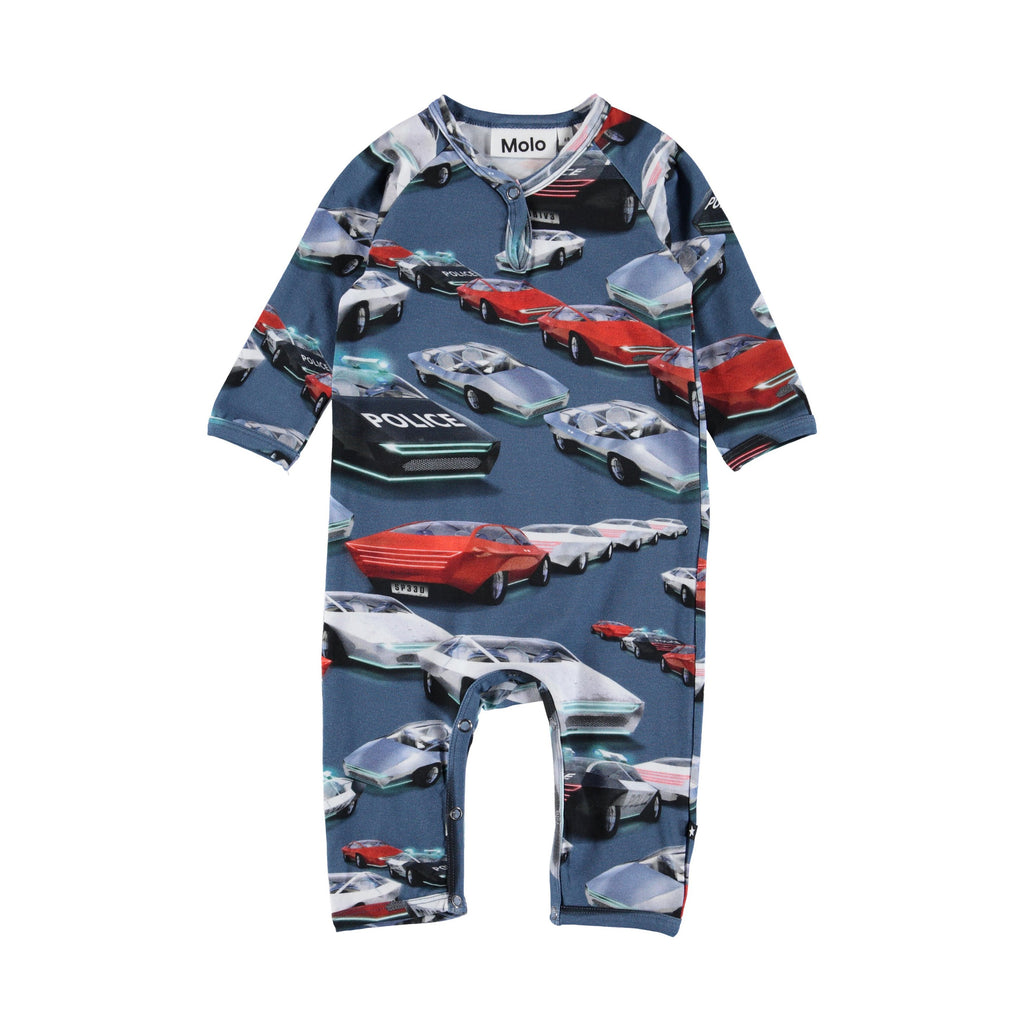 Fleming Self Driving Cars Jumpsuit
