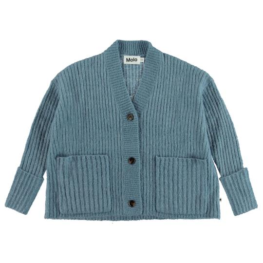 Gilberta Winter Sky Cardigan