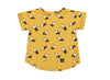 MUSTARD LAYKA DOG T-SHIRT
