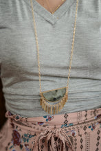 Baja Natural Stone Necklace