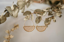 Gold Lace Dangles