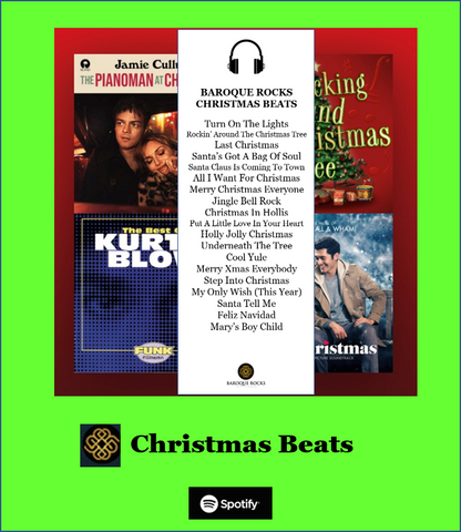 Christmas Beats by Baroque Rocks on Spotify
