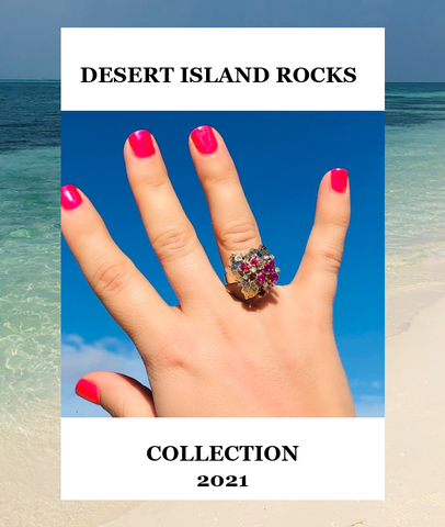 Desert Island Rocks Fantasy Resort Wear 2021 Collection