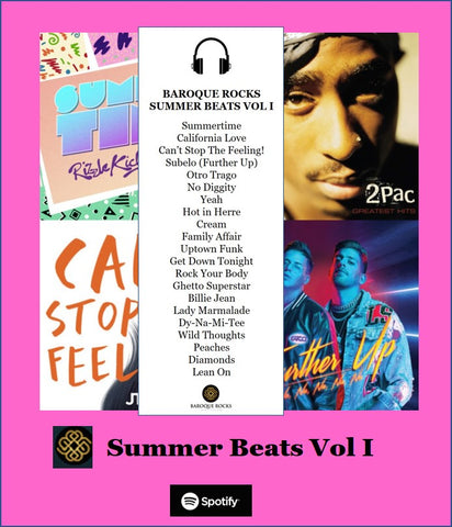 Summer Beats Vol I by BR on Spotify