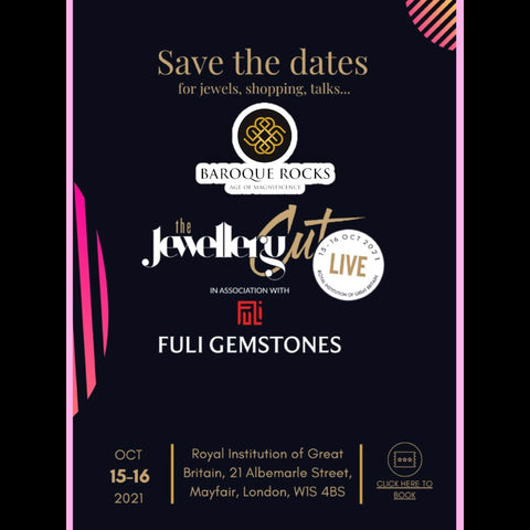 The Jewellery Cut Live in association with Fuli Gemstones