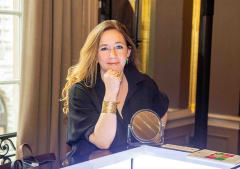 Baroque Rocks founder Emma de Sybel at The Jewellery Cut Live