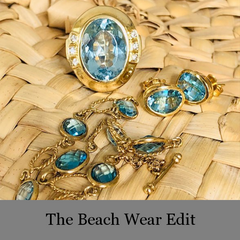 The Beach Wear Edit: Nuanced Embellishment