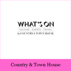 Baroque Rocks Featured in Country & Town House Magazine