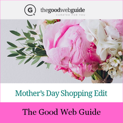 Baroque Rocks Featured in the Good Web Guide Mother's Day Shopping Edit