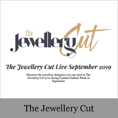 The Jewellery Cut Live during London Fashion Week in September 2019
