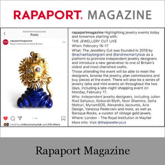 Baroque Rocks in Rapaport Magazine