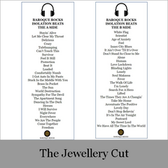 Isolation Beats | The Jewellery Cut Instagram