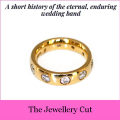Baroque Rocks Featured in The Jewellery Cut Article Wedding Bands