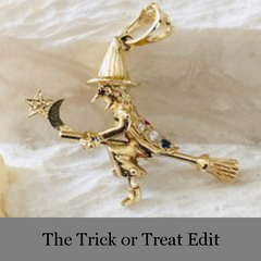 The Trick or Treat Edit: Something Wicked