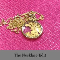 The Necklace Edit: The Gold Standard