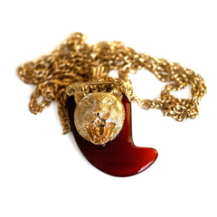 1976 Leopard Tooth Necklace