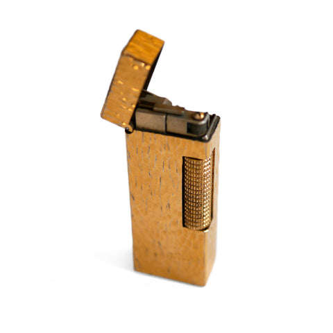 Vintage Dunhill Rollagas Lighter 1970s