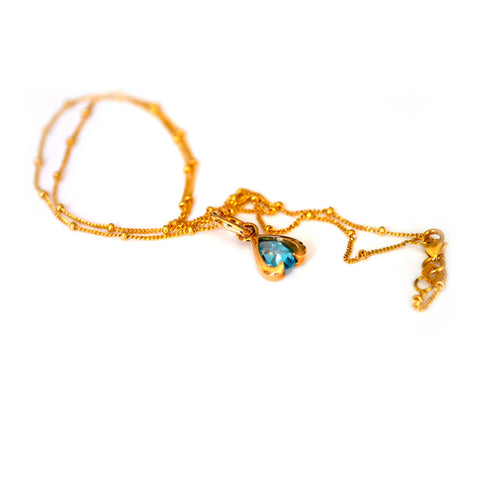 Garrard Topaz Necklace