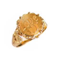 Gold Glorious Gold: Love Ring