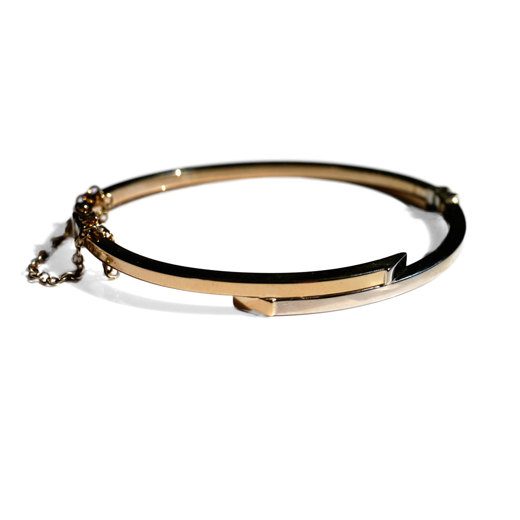 Gold Glorious Gold: Bangle