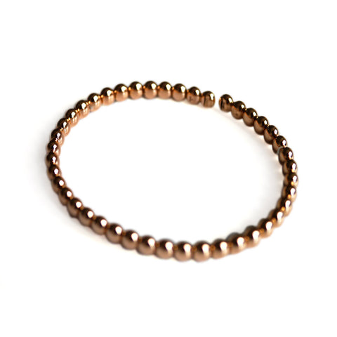 Chimento Rose Gold Bangle