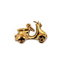 Gold Glorious Gold: 1990's Motorino Charm
