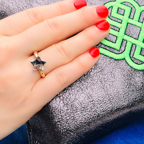 Star Dress Ring