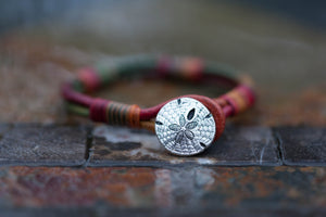Gypsy Signature Series 'Sand-dollar' Button Bracelet