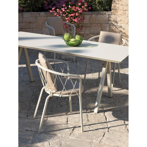Dining table Desiree, different colors, 185x90cm - Nordic Design Home