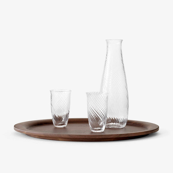 Tray Collect SC64 / SC65, walnut, different sizes