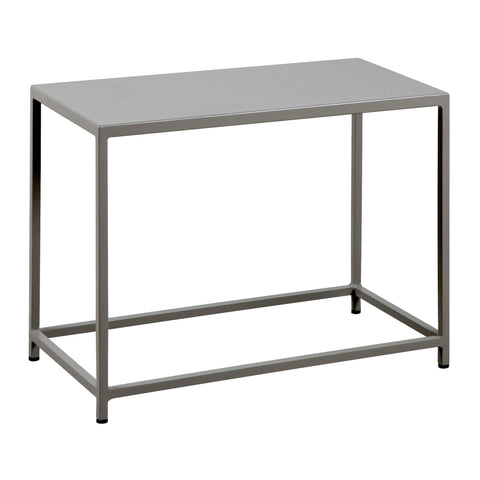 Side table Desiree rectangular, different colors, 30x60cm