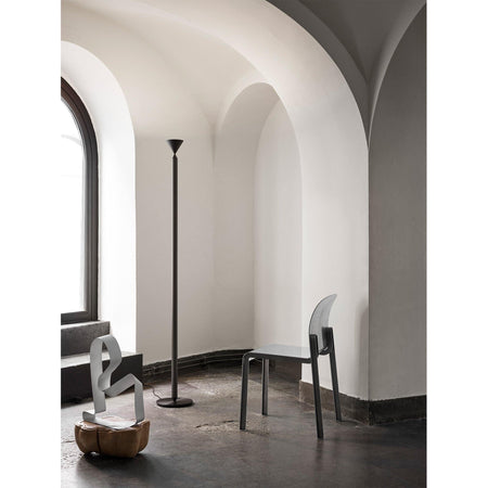 Floor lamp Apollo 180, black