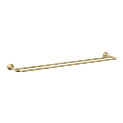 Towel rail Reed, brass