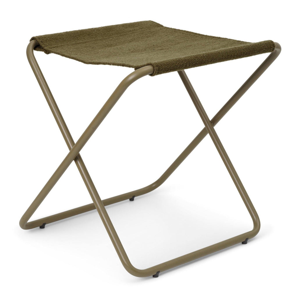 Stool Desert, different frame and fabric colors