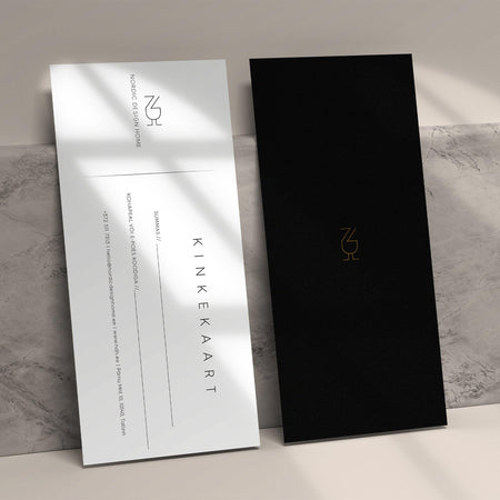 Gift card - Nordic Design Home