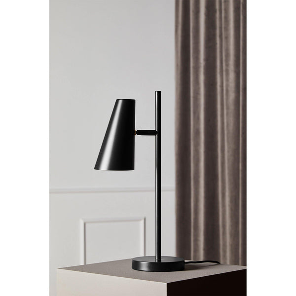 Table lamp Cono 50cm, black