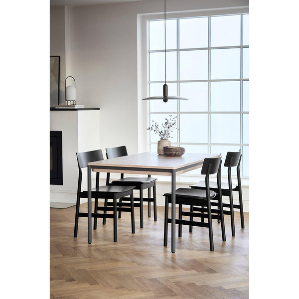 Dining chair Pause 2.0, smoked oak - Nordic Design Home