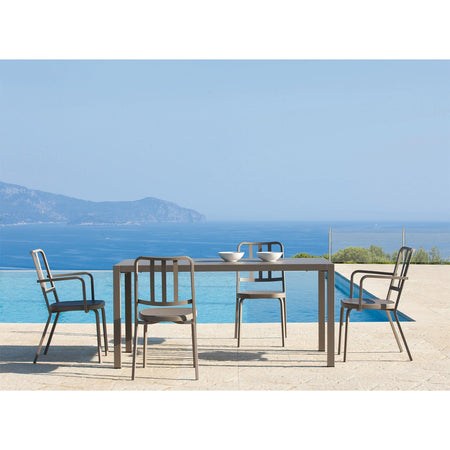 Dining table Quatris, different colors and sizes