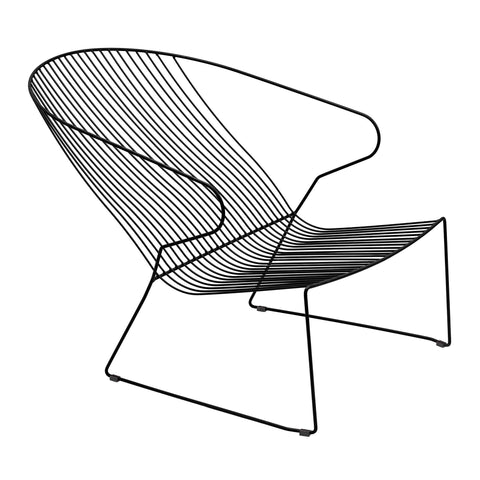 Armchair Bolonia Lounge, stackable, different colors - Nordic Design Home