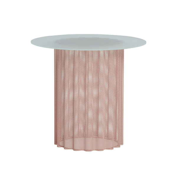 Side table Piper, pink-beige -25% - Nordic Design Home