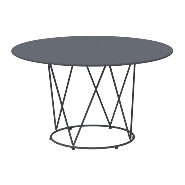 Dining table Desiree, different colors, Ø110x75cm