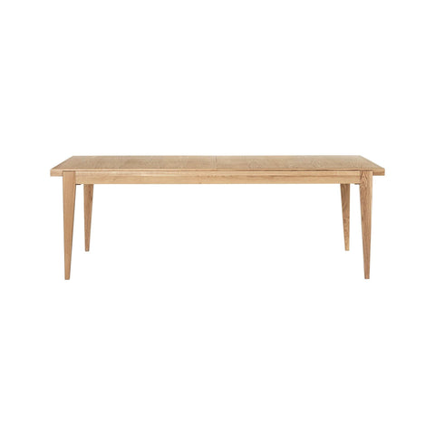 Extendable dining table S-Table, 95x220 / 270 / 320cm, different materials