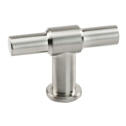 Cabinet knob T-Type, different finishes