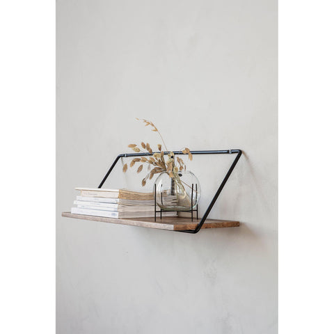 Shelf Wired, natural, 70cm