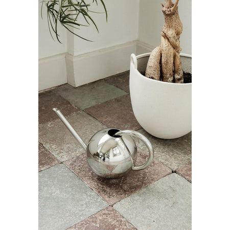 Watering can Orb, stainless steel - Nordic Design Home