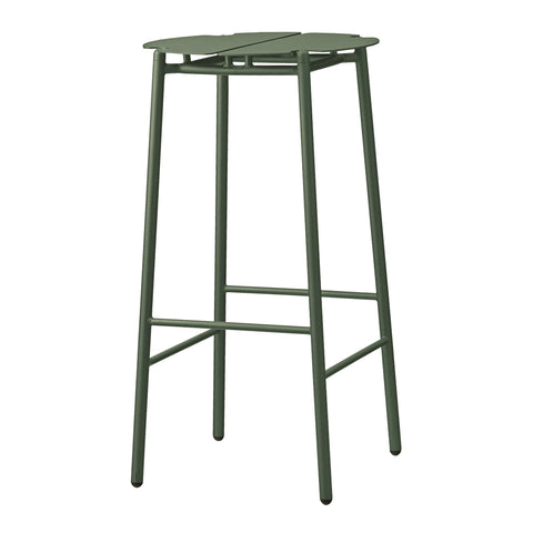 Bar stool Novo, green