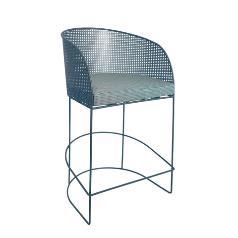 Bar stool Arena, seat height 69cm, different colors - Nordic Design Home