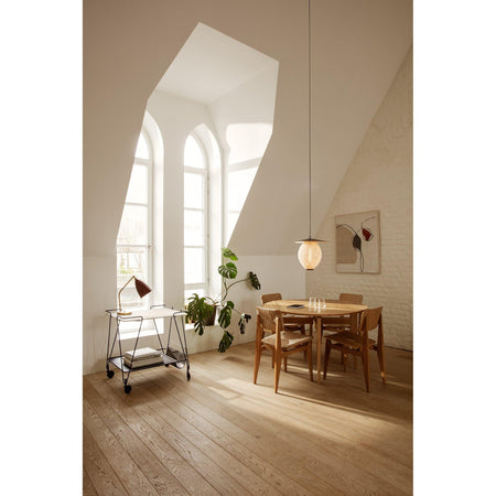 Dining chair C-Chair, plywood / different wood finishes - Nordic Design Home